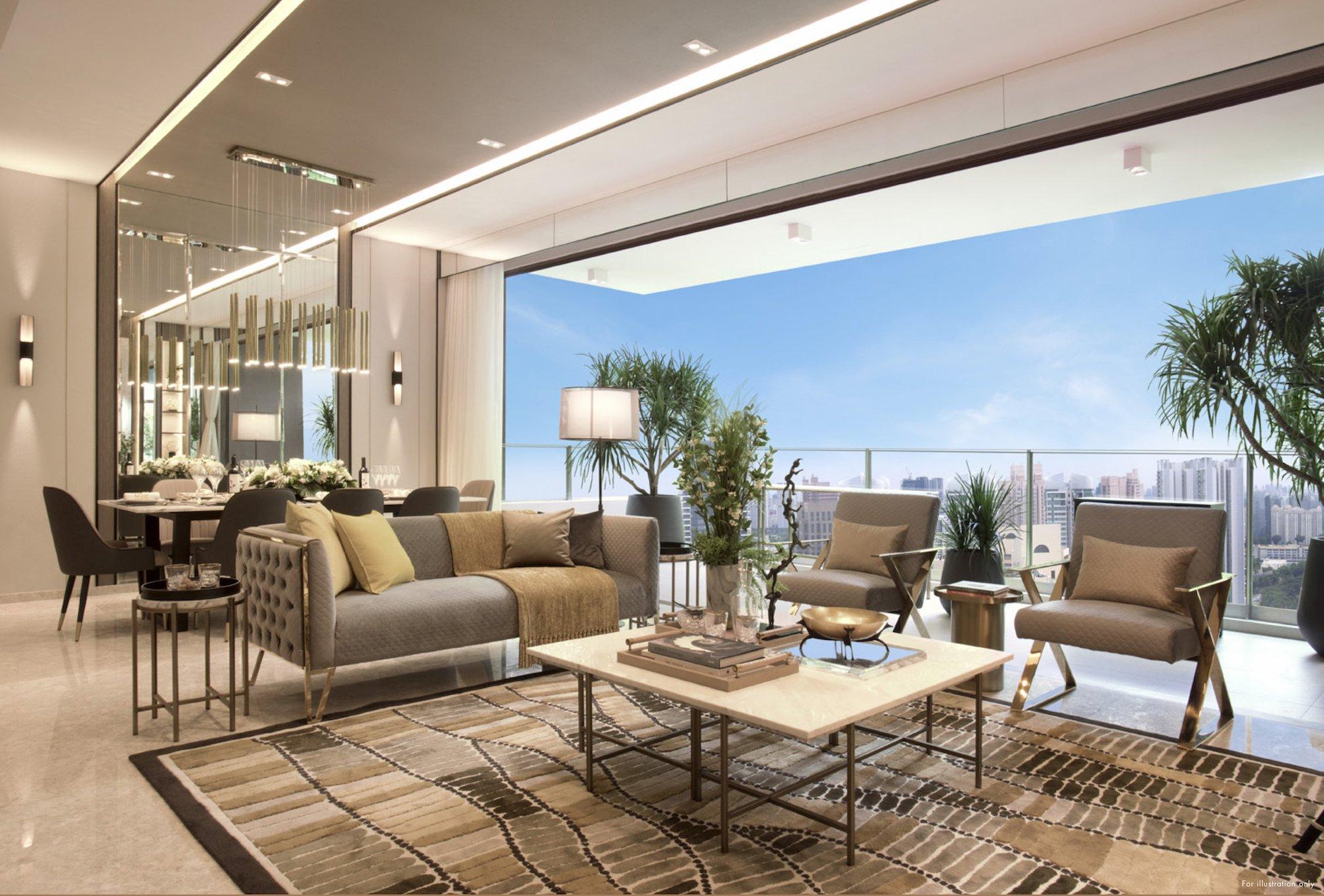 The-Avenir-4-bedroom-Living-dining
